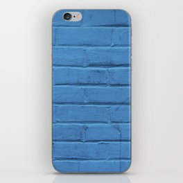 Urban Brick - Blue Jazz iPhone Skin