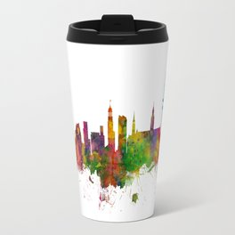 Hamburg Germany Skyline Travel Mug