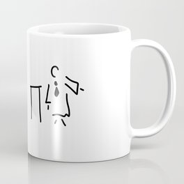 lawyer judge public prosecutor court Coffee Mug