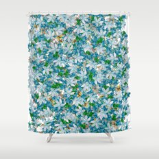 Florals for All, Spring Shower Curtain