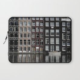 Amsterdam Canal Laptop Sleeve