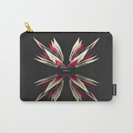 Indian Red Carry-All Pouch