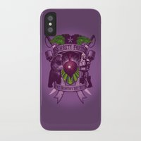 battlestar galactica iPhone & iPod Cases featuring Bears, Beets, Battlestar Galactica by Leon Ryan