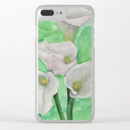Foursome Clear iPhone Case