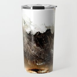 Bubble Frozen in Time Travel Mug