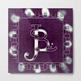 JBI - 49 Metal Print