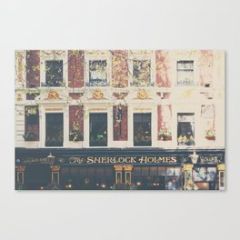 a pub with a difference ...  Canvas Print