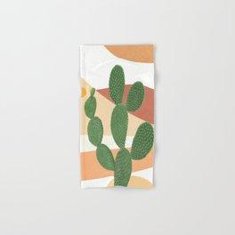 Abstract Cactus II Hand & Bath Towel