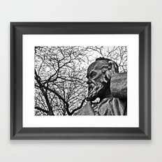 Galileo Framed Art Print