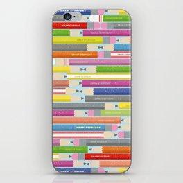 Draw Everyday iPhone Skin