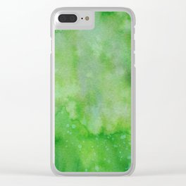Abstract No. 275 Clear iPhone Case