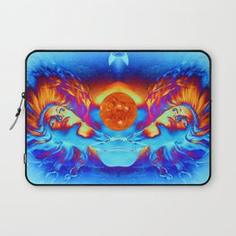 Escape from the Sun Laptop Sleeve