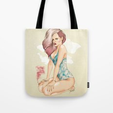 Unapologetic Rihanna Tote Bag