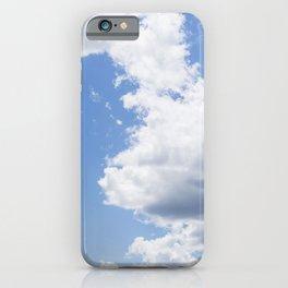 Cumulus Clouds 2 iPhone Case
