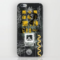 Fome Do Cão (Hungry As Hell) iPhone & iPod Skin