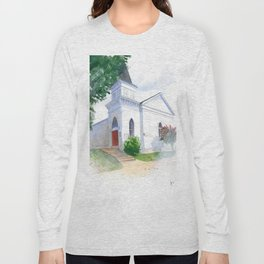 St. Philip's, Southport Long Sleeve T-shirt