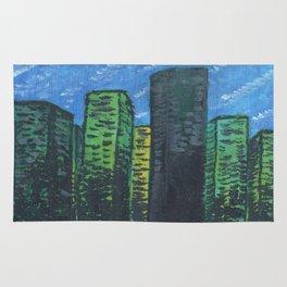 City Towers Rug