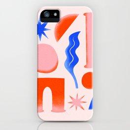 Compilation I iPhone Case