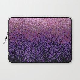 Plum Blossom Tree Grove Laptop Sleeve