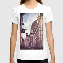 The Cattedrale di Santa Maria del Fiore Pt. II T-shirt
