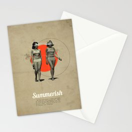 Summerish Stationery Cards