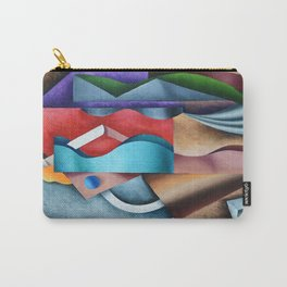 Segmentation Carry-All Pouch