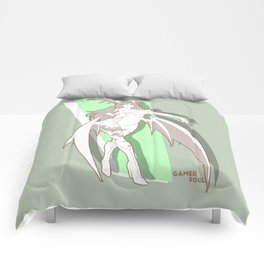 Gamer Soul Fighter Line - Morrigan Comforters