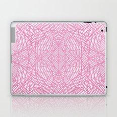Ab Lace Pink Laptop & iPad Skin