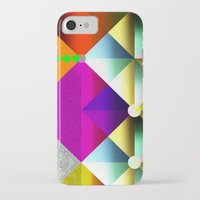metallic iPhone & iPod Cases featuring Metallic by dogooder