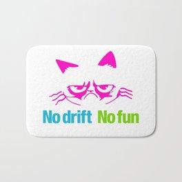 No drift No fun v4 HQvector Bath Mat