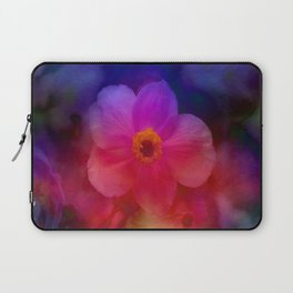Rainbow Anemone Laptop Sleeve