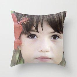 roja Throw Pillow