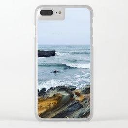 Break Water Clear iPhone Case