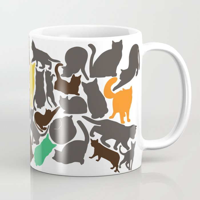 Cats! Coffee Mug