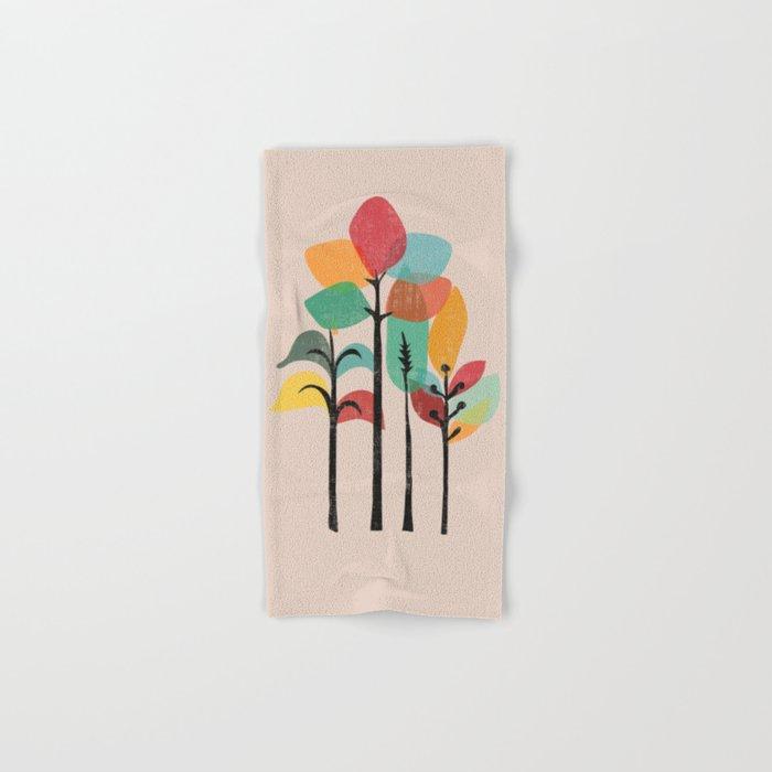 Tropical Groove Hand & Bath Towel