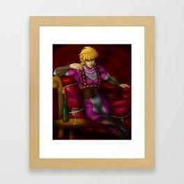 The Parlour Framed Art Print