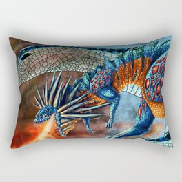 Darachnid  Rectangular Pillow