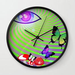 Simple...light, simply light. Wall Clock