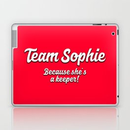 Team Sophie Laptop & iPad Skin