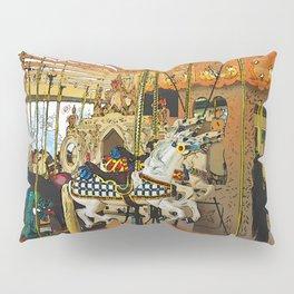 Carousel Magic - Merry-go-Round Pillow Sham