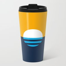 The People's Flag of Milwaukee Metal Travel Mug