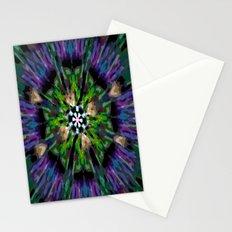 Internal Kaleidoscopic Daze-8 Stationery Cards