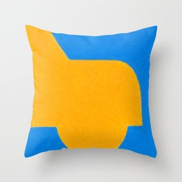O'range Throw Pillow