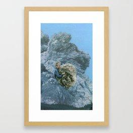 Cloud Shepherd Framed Art Print
