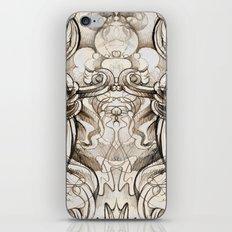 Cruciform iPhone & iPod Skin