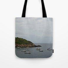 Island of Calm Tote Bag