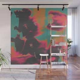 Exposed Wall Mural