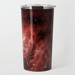 Lagoon Nebula Travel Mug