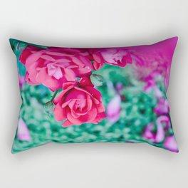 common roses Rectangular Pillow