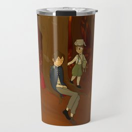 Hush now child Travel Mug